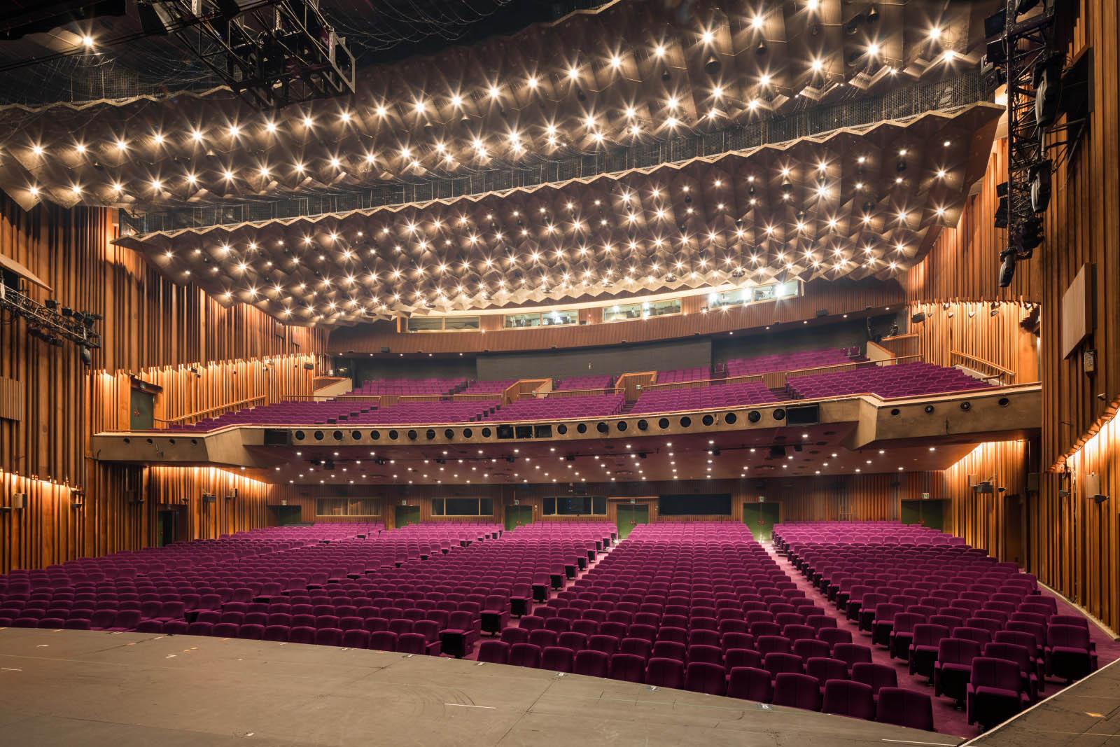 帝国劇場(リニューアル) |コトブキシーティング株式会社