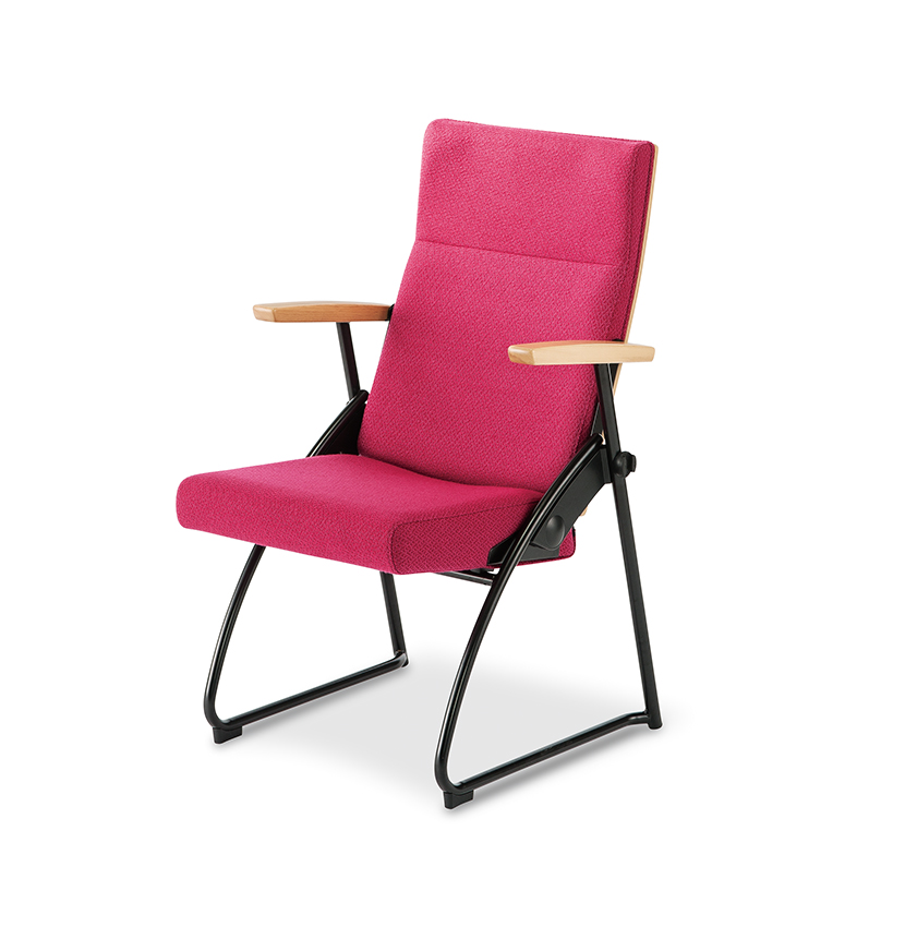 Theater stacking chair : TS-1212 series